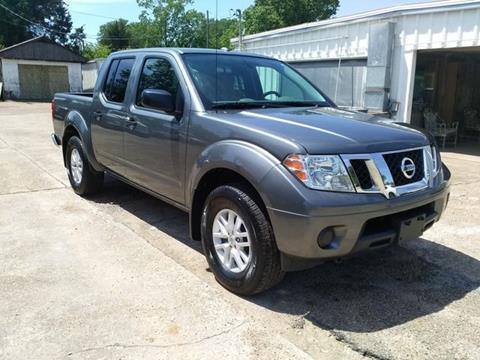 2018 Nissan Frontier for sale in Houston, MS