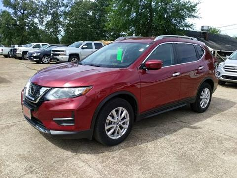2018 Nissan Rogue for sale in Houston, MS
