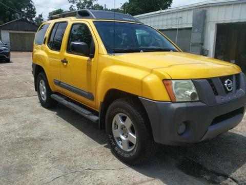 2006 Nissan Xterra for sale in Houston, MS