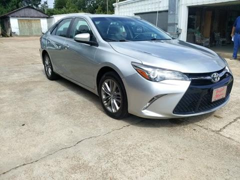 2017 Toyota Camry for sale in Houston, MS