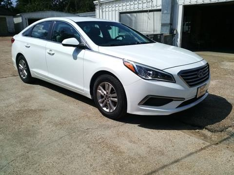 2016 Hyundai Sonata for sale in Houston, MS