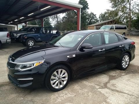 2017 Kia Optima for sale in Houston, MS