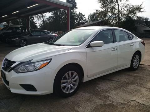 2018 Nissan Altima for sale in Houston, MS