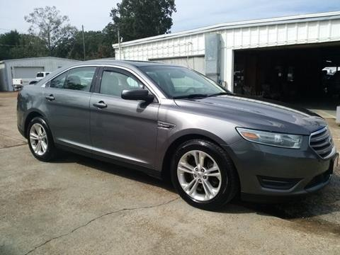 2014 Ford Taurus for sale in Houston, MS