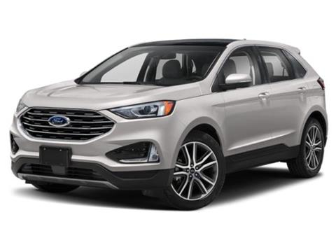 2020 Ford Edge for sale in Union Grove, WI