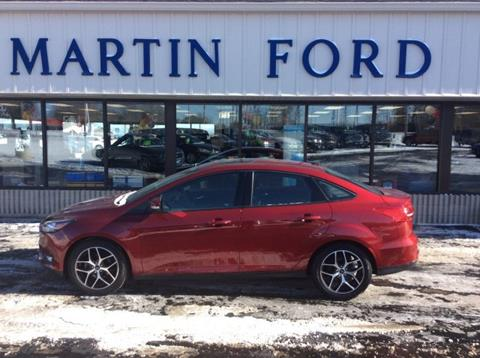 2017 Ford Focus for sale in Union Grove, WI
