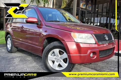 2007 Suzuki Grand Vitara for sale in Miami, FL