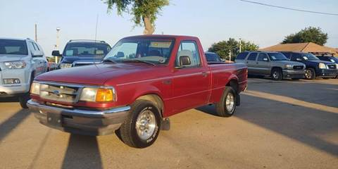Ranger For Sale >> Ford Ranger For Sale In Garland Tx Trb Auto Source