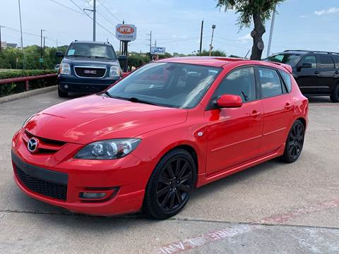 Mazdaspeed3 For Sale >> Mazda Mazdaspeed3 For Sale In Garland Tx Trb Auto Source