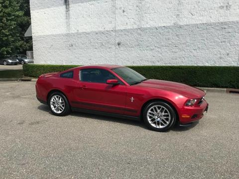 2012 Ford Mustang for sale in Smithtown, NY