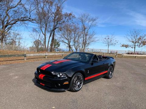 2012 Ford Shelby GT500 for sale in Smithtown, NY