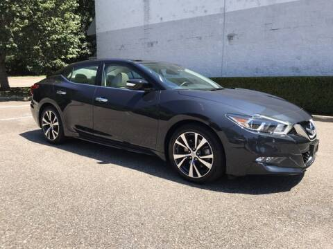 2017 Nissan Maxima for sale at Select Auto in Smithtown NY