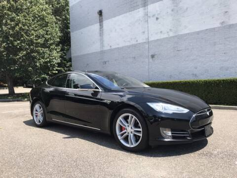 2014 Tesla Model S for sale at Select Auto in Smithtown NY