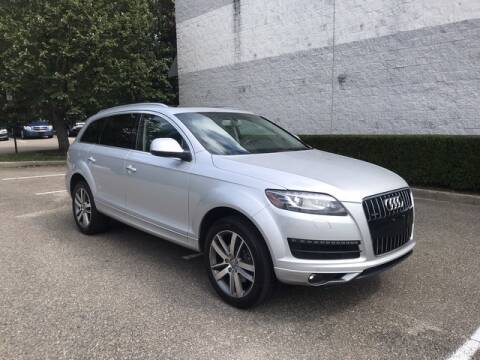 2014 Audi Q7 for sale at Select Auto in Smithtown NY