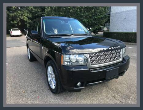 2010 Land Rover Range Rover for sale at Select Auto in Smithtown NY