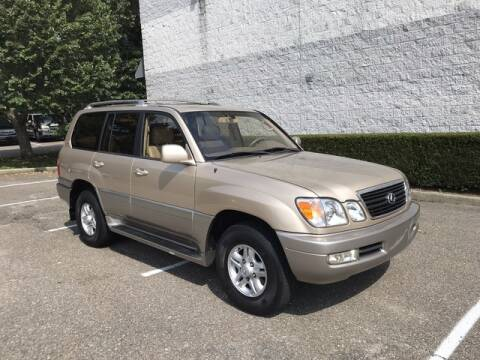 1999 Lexus LX 470 for sale at Select Auto in Smithtown NY
