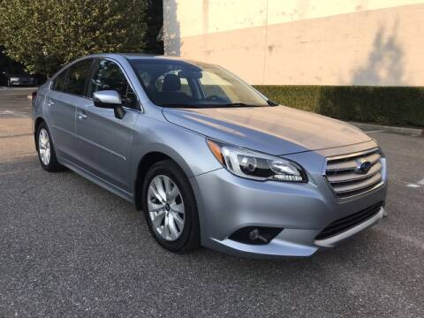 2016 Subaru Legacy for sale at Select Auto in Smithtown NY