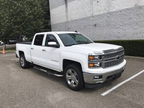 2015 Chevrolet Silverado 1500 for sale at Select Auto in Smithtown NY