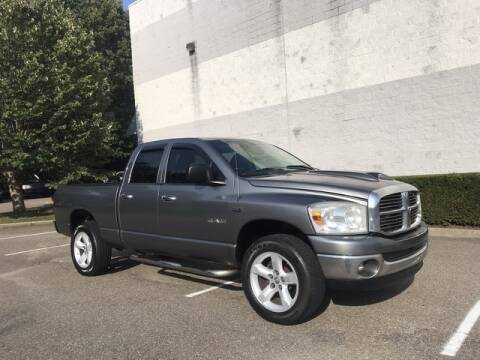 2008 Dodge Ram Pickup 1500 for sale at Select Auto in Smithtown NY