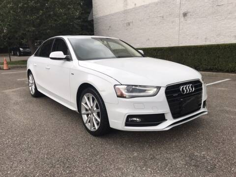 2015 Audi A4 for sale at Select Auto in Smithtown NY