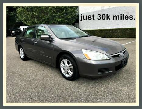2007 Honda Accord for sale at Select Auto in Smithtown NY