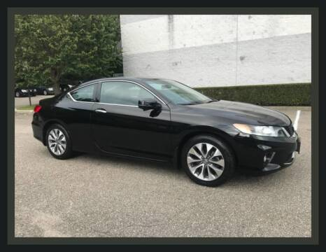 2014 Honda Accord for sale at Select Auto in Smithtown NY
