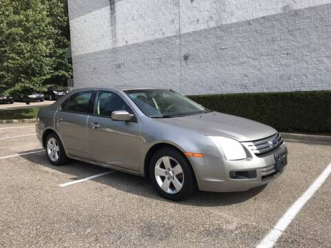 2009 Ford Fusion for sale at Select Auto in Smithtown NY