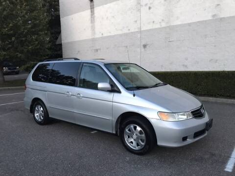 2003 Honda Odyssey for sale at Select Auto in Smithtown NY
