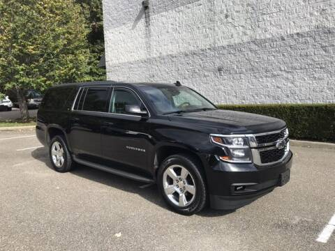 2016 Chevrolet Suburban for sale at Select Auto in Smithtown NY