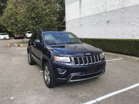 2014 Jeep Grand Cherokee for sale at Select Auto in Smithtown NY