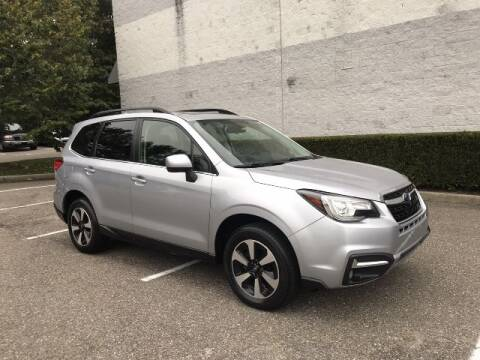 2017 Subaru Forester for sale at Select Auto in Smithtown NY