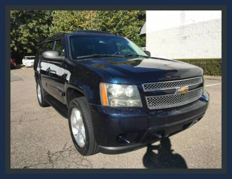 2008 Chevrolet Tahoe for sale at Select Auto in Smithtown NY