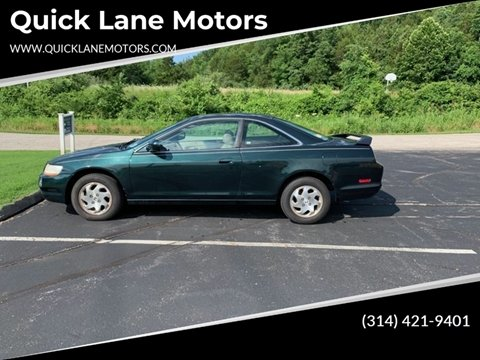 2000 Honda Accord for sale in House Springs, MO