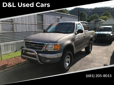 2004 Ford F-150 Heritage for sale in Charleston, WV
