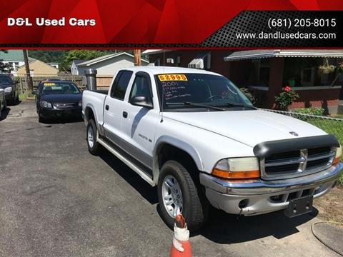 2001 Dodge Dakota for sale in Charleston, WV