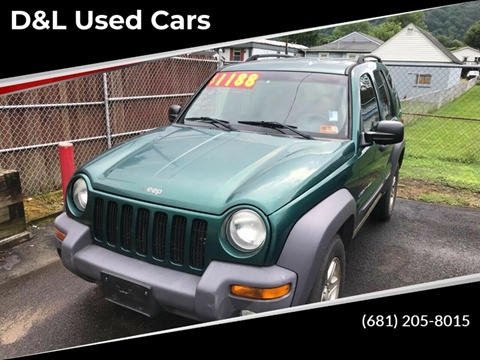 2003 Jeep Liberty for sale in Charleston, WV