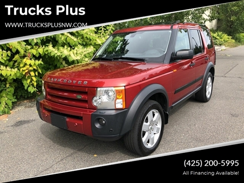 2007 Land Rover LR3 for sale in Seattle, WA
