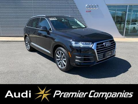 2017 Audi Q7 for sale in Plymouth, MA