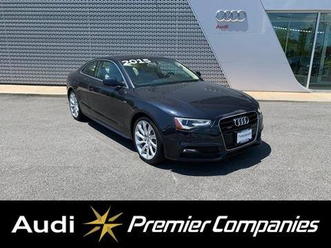 2015 Audi A5 for sale in Plymouth, MA