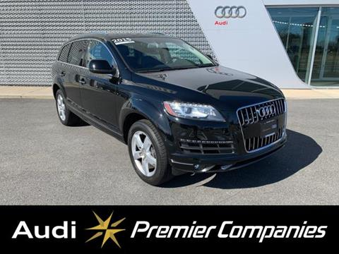2015 Audi Q7 for sale in Plymouth, MA