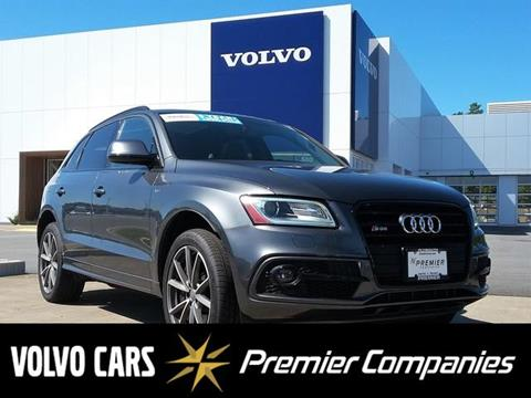 2016 Audi SQ5 for sale in Plymouth, MA