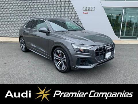 2019 Audi Q8 for sale in Plymouth, MA