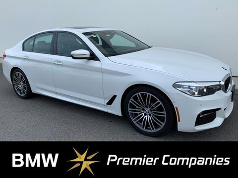 2018 BMW 5 Series for sale in Plymouth, MA