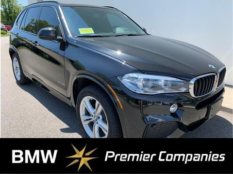 2018 BMW X5 for sale in Plymouth, MA