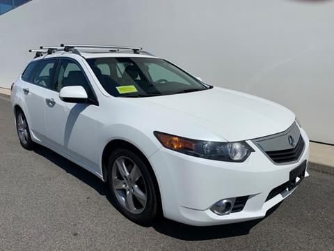 2012 Acura TSX Sport Wagon for sale in Plymouth, MA