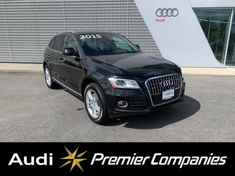 2015 Audi Q5 for sale in Plymouth, MA