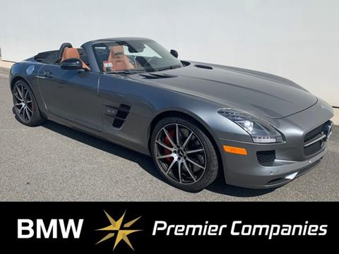 2013 Mercedes-Benz SLS AMG for sale in Plymouth, MA