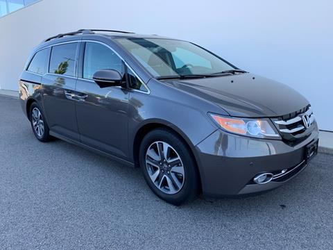 2016 Honda Odyssey for sale in Plymouth, MA