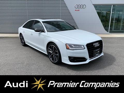 2016 Audi S8 plus for sale in Plymouth, MA