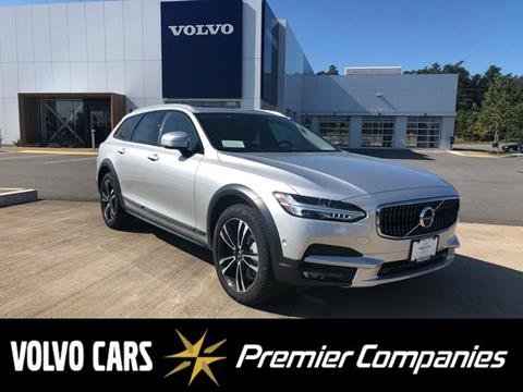 2018 Volvo V90 Cross Country for sale in Plymouth, MA